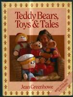 JEAN GREENHOWE'S.....Teddy bears, Toys & Tails...FULL SIZE PATTERNS