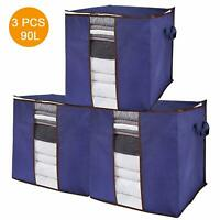 CLEAR 30 x 25 x 5.5cm with FREE P/&P ZIP Storage Bags Twin Pack 2 x 4 Litres