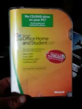 Microsoft Office 2007 Home and Student Spanish Version (Retail) (3 Computer/s) …