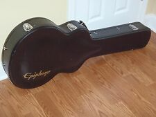 Epiphone Sheraton Hardshell Case 335 Dot Carry Candy Guitar Parts Gibson Pick ES