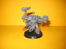 Warhammer 40k-Blood Angels-capitaine dans terminator Armour