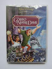 cofanetto+DVD IL GOBBO DI NOTRE DAME  WALT DISNEY EDIZIONE SPECIALE NUOVO SIG