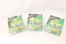 Promotion!!PowerPro MICROFILAMENT Braided Line 40lb(18kg)+22lb(10kg)+11lb(5kg)