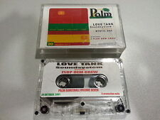 PALM DANCEHALL - Vol. 7 / SEVEN  (TAPE)  LOVE TANK SYSTEM pres. MYSTIC DAN