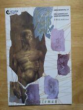 Miracleman #17 Gaiman Buckingham Eclipse 1990 VFN