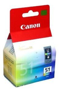 Canon CL-52 colour OEM for PIXMA iP6220D/iP6210D