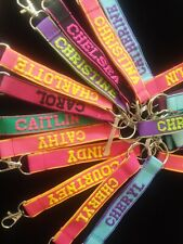 Personalized Key Chain C's you choose name  FREE SHIPPING