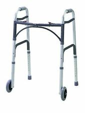Drive Medical WA009 Folding Walking Frame With Front Wheels