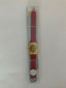 Swatch Keith Haring  GZ100Artist Proof
