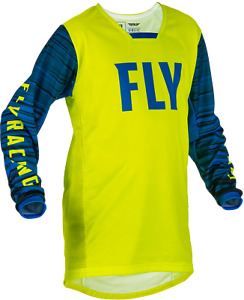 Fly Racing 2022 Youth Kinetic Wave Jersey