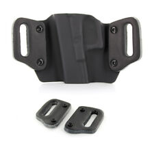 Leather Belt Loops and Screws and Backs for Outlaw OWB Holsters