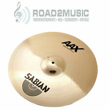 "Sabian AAX 19"" Dark Crash Brilliant Becken Drums Schlagzeug   *TOPDEAL*"