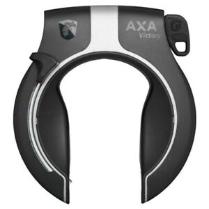 Frame Lock Bike Security AXA Defender, Solid PLUS, Victory, Sold Secure Bicycle