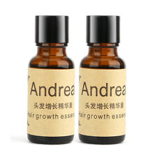 2pcs Andrea Hair Growth Essence Hair Loss Treatments Oil Genseng Raise Dense USA