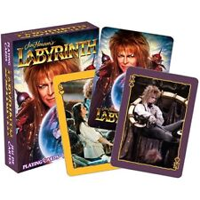 NIP Playing Cards * Labyrinth * Movie David Bowie Official Licensed Sealed NEW