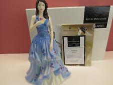 ROYAL DOULTON ANDREA. HN4914 PRETTY LADIES COLLECTION.YEAR 2006. IN BOX.
