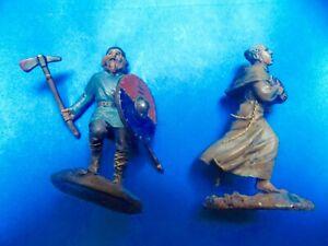 Conte Valhalla Awaits Monk and Viking