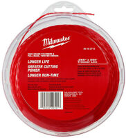 Milwaukee String Trimmer Line 0.095 in. 250 ft. M18 FUEL Weed Wacker Replacement