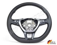 VW Golf 7 VII Cup Passat B8 + T6 R-line Sportlenkrad Lenkrad Neu Beziehen
