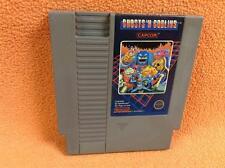 Ghosts N Goblins *Authentic 5-Screw Original* NES Nintendo Game Super NICE!
