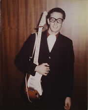 "Buddy Holly 10"" x 8"" Photograph no 12"