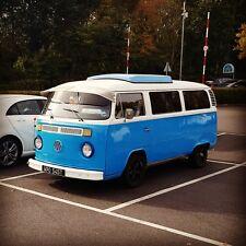 Beautiful 1979 Volkswagen Campervan T2 VW Camper Transporter Classic Car Van