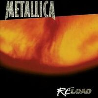 "METALLICA ""RELOAD"" CD NEUWARE"