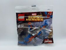 Lego Marvel Superheroes Spider-man Glider Set 30302
