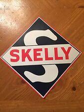 Tin Sign Vintage Skelly Gas Oil.