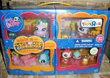 Littlest Pet Shop TRU Exclusive 1377-1388 VHTF 2009 12 pets snake, octopus+