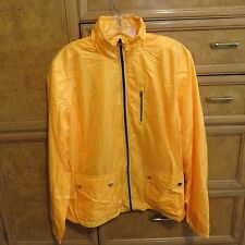 Women's Ralph Lauren L-RL Active lightweight rain coat sz L orange new NWT $120