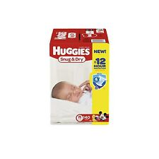 Huggies Snug and Dry Diapers Newborn 140 Count Free Shipping