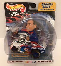 Mattel Hot Wheels Racing Radical Rides Mark Martin #6 Valvoline Nascar 1:43