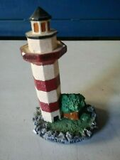 Vintage Handcrafted Scaasis Originals Lighthouse Hilton Head Sc