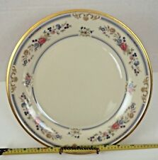 "NICE LENOX RALEIGH 10 3/4"" DINNER PLATE FREE SHIPPING!"