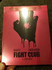 Fight Club Steelbook Blu-ray European Import New Sealed Fincher Pitt Norton