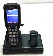Intermec CK71 Mobile Computer 1001CP01 W/ Docking Station DX1A02B10 & P Supply