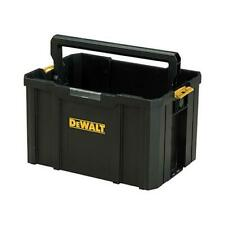 3253561712289 DeWALT DWST1-71228 small parts/tool box Plastic Black DeWalt