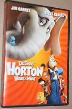 Dr. Seuss' Horton Hears a Who! (DVD, 2012, Canadian)
