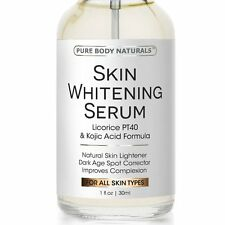 Skin Whitening Lightening Serum - Natural Skin Whitening Cream Treatment - Dark