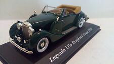 1/43EPO024 LAGONDA LG6 DROPHEAD COUPE 1938  COCHE CAR COLECCIÓN