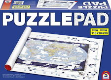 Puzzle Pad - for jigsaws: roll it up & put it away (up to 3000 pieces)