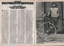 Coupure de presse Clipping 1980 Michel Audiard  (2 pages)