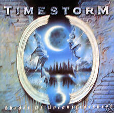 Timestorm - shades of unconsciousness CD
