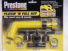 Prestone Antifreeze Coolant Flush 'N Fill Kit 59060 1/2, 5/8, 3/4, HOSE