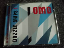 OMD-Dazzle Ships CD-Made in Holland