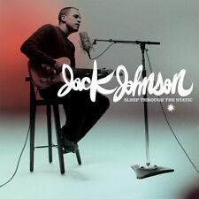 JACK JOHNSON - SLEEP THROUGH THE STATIC CD *NEW*