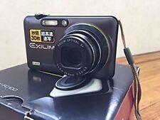 CASIO Digital Camera HI-SPEED EXILIM EX-FC100BK [Used] F/S from Japan