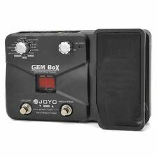 Joyo Gem Box Guitar Multi-Effects Processor Pedal with 40 Drum Patterns Effects