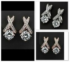 Unbranded Cubic Zirconia Stone Fashion Earrings